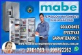 San Borja / MABE  Reparacion de -Refrigeradoras-998722262 a Domicilio -