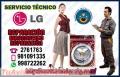 SERVICIO TECNICO LG REFRIGERADORAS –LAVADORAS 998722262- Miraflores