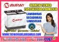 !A DOMICILIO! 2761763 Servicio tecnico de Lavadoras Miray - Ate-Salamanca