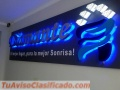LETRAS EN ALTO RELIEVE CON LEDS 983447131