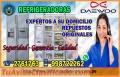 !CAPACITADOS! TECNICOS REFRIGERADORAS DAEWOO 998722262 San Luis