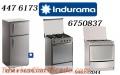 Servicio técnico cocina indurama  4476173