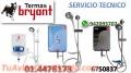 SOPORTE TECNICO Y MANTENIMIENTO TERMAS A GAS Y ELECTRICAS BRYANT