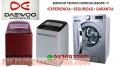 SERVICIO TECNICO LAVADORAS SECADORAS DAEWOO 014476173