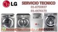 SERVICIO TECNICO Y MANTENIMIENTO SECADORAS LAVADORAS LG 014476173