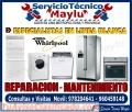 SERVICIO CORRECTIVO DE LAVADORAS WHIRLPOOL, EN CHORRILLOS - 960459148