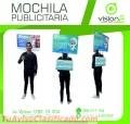 MOCHILA PUBLICITARIA