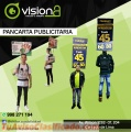 Pancarta / Mochila Publicitaria