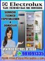 Reparación REFRIGERADORA Electrolux 981091335- Miraflores
