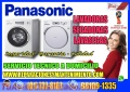 Autorizados  Panasonic•7378107> Reparación de LAVADORAS- en Callao