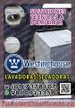 A Domicilio!!!  Profesionales de Lavadoras White Westinghouse-7378107 Breña