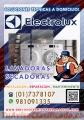 ♦Electrolux ♦TECNICOS de Lavadoras –secadoras y refrigeradoras 7378107