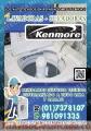 Reparaciones KENMORE 981091335*expertos en lavadoras-en SMP