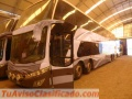 Bus marca Scania k 124 380 2008 4 ejes 64 pax. precio en dolares $ 67000