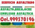 VENTA DE ASFALTO RC 250 - EMULSION ASFALTICA - MENBRANA ASFALTICA SOLO EN CHEMIMPORT