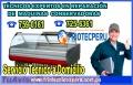 Servicio Técnico *7256381* Reparación y Mantenimiento (CONSERVADORAS – CONGELADORAS)