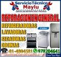 INCREÍBLE COMODIDAD REPARACIÓN GARANTIZADOS DE LAVADORAS COLDEX, EN VILLA MARÍA DE TRIUNFO