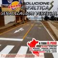 SERVICIO DE SUMINISTRO DE PINTURA TRAFICO SEÑALIZACION VIAL