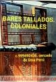 Bares barras fabricación y diseño exclusivos lima Perú sudamerica