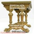 Restaurador Dorador de antigüedades lima centro histórico capital Perú