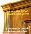 CORNIZAS Y MOLDURAS CURVAS Y RECTAS CLASICAS Y MODERNAS FABRICO LIMA PERÚ