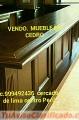 Vendo Barra bar estilo ingles clasico en cedro Lima Perú sudamerica