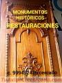 RESTAURACIÓN DE MONUMENTOS HISTÓRICOS NACIONALES  SOMOS ESPECIALISTAS LIMA PERÚ