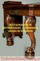 Restaurador de Dorados y tallados Lima Perú