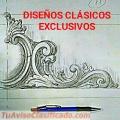 Diseño y fabricación de muebles clásicos y antiguos lima Perú sudamerica
