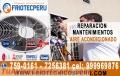 CARRIER-YORK 7590161 Reparación (AIRE ACONDICIONADO SPLIT) lurigancho