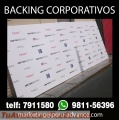 Backings corporativos