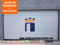 Puertas seccionales de garaje coroda automatic door