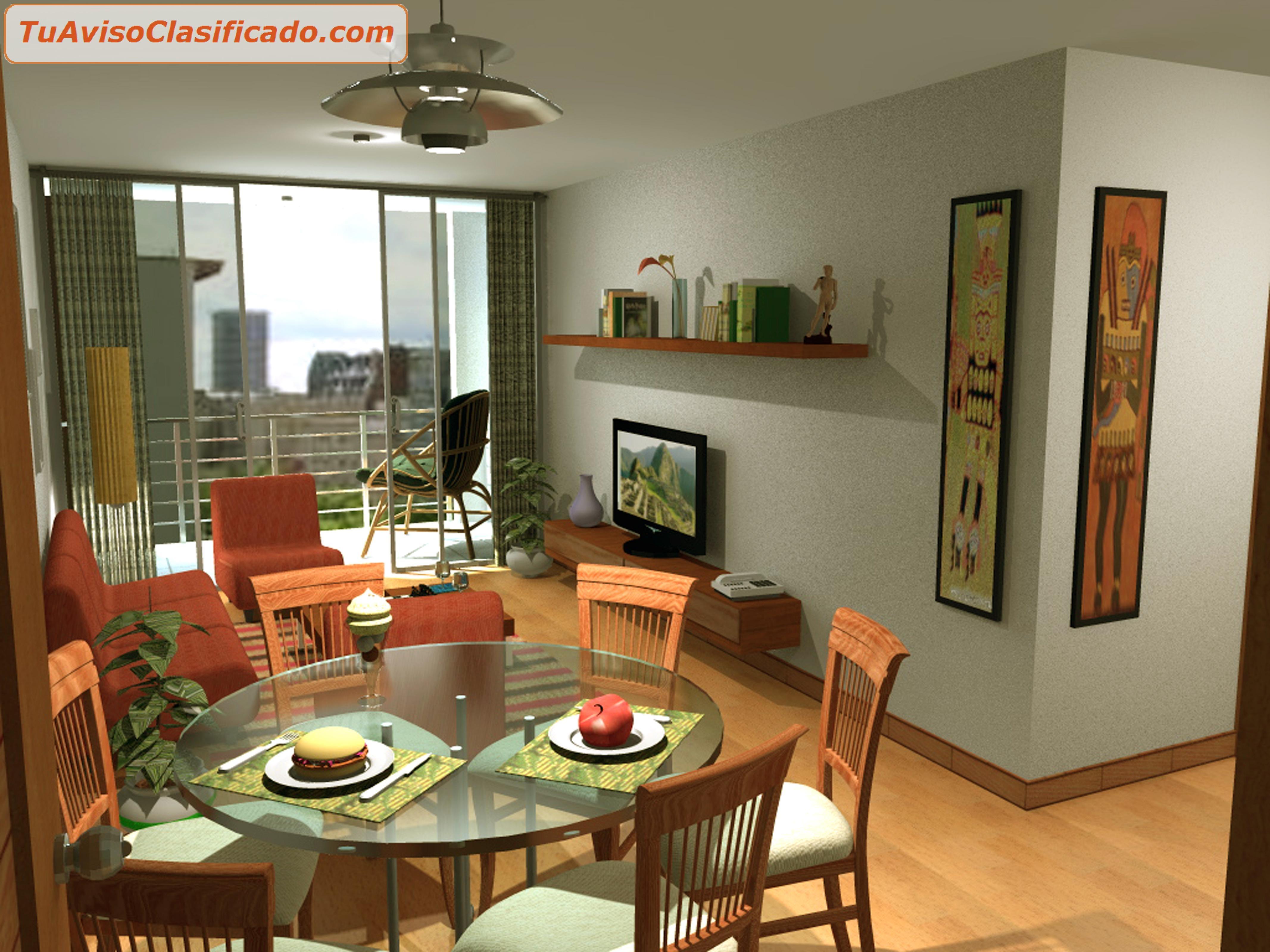 Departamentos de 2 y 3 dormitorios inmuebles y Departamento 3 habitaciones