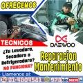Increíble Descuento Daewoo<<7576173>>Reparación En Refrigeradora, En La Victoria