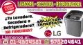 Mejor Oferta LG, Servicio Correctivo En Lavadora - 7576173, En San Martín De Porres