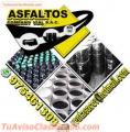 ASFALTOS COMPANY VIAL S.A.C  VENTAL AL MAYOR Y MENOR DE COMPONENTES ASFALTICOS