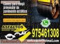 ASFALTOS COMPANY VIAL S.A.C  -Brea Liquida en Cilindros de 55 Gl. -Asfalto MC-30.