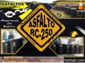 ASFALTOS COMPANY VIAL S.A.C VENTA DE -Asfalto Rc-250 -Impermeabilizante para Postes Palos