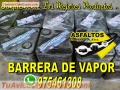 ASFALTOS COMPANY VIAL S.A.C -Barrera de vapor -Emulsión Asfáltica C/ Polímeros
