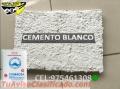 ASFALTOS COMPANY VIAL S.A.C  VENTA DE CEMENTO BLANCO