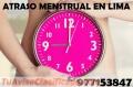 Atraso Menstrual - NAZCA 977153847