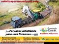 Costo x m² Asfalto en Caliente – Pavimentos – Riego de Liga Reparación de Vías Perú 2019