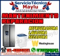 Increíble Ahorro Whestinghouse // 4804581 - Servicio En Refrigeradora En San Isidro