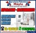 @Experiencia Whirlpool@Centro Técnico 4804581–Lavadoras-Secadora*En El Rimac**