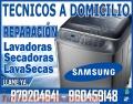 Total GaRaNtía Samsung>>4804581** Servicio Especializados De Lavadoras=En San Isidro