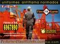 Pantalon nomex, camisa nomex, uniforme nomex antiflama fire resistant workwear