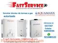 Servicio técnico de termas Acumaxx a gas eléctricas reparación 948958596