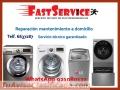 Servicio técnico reparación de lavadoras secadoras LG lava secas a domicilio 6637287