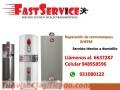 Reparación a domicilio de termas a gas RHEEM 921080122 termotanques