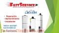 Reparación de termas a gas CALOREX servicio autorizado